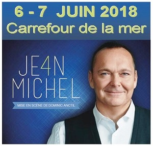 Spectacle Jean-Michel Anctil